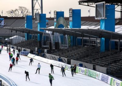 The Coolest Ice Rink