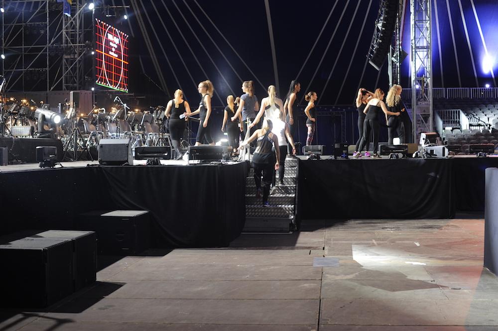 coreworks basic podium bij TATA-steel