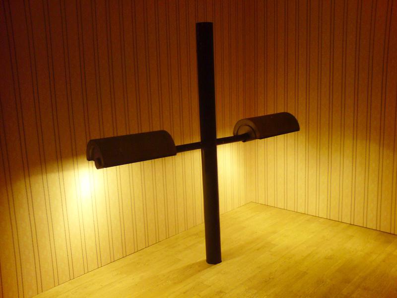 Glow Tatzu lamp