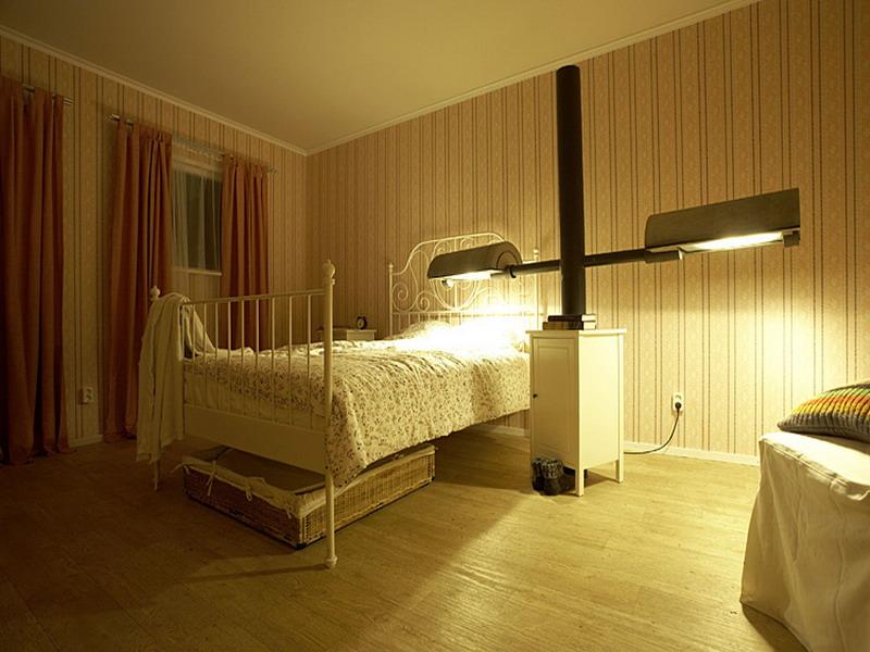 Glow Tatzu bed
