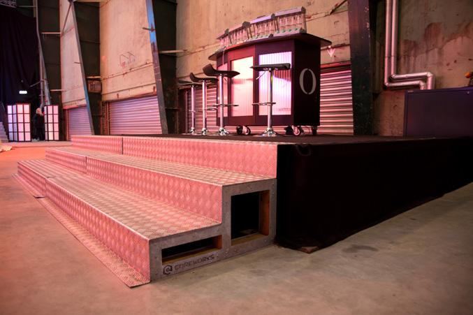 coreworks basic podium ect