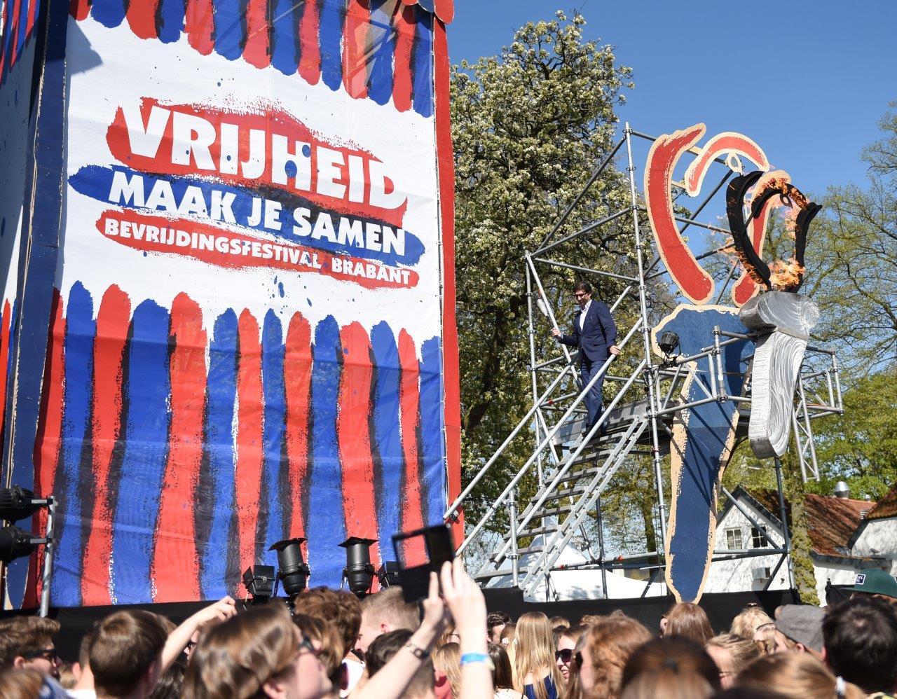 Bevrijdingsfestival-event