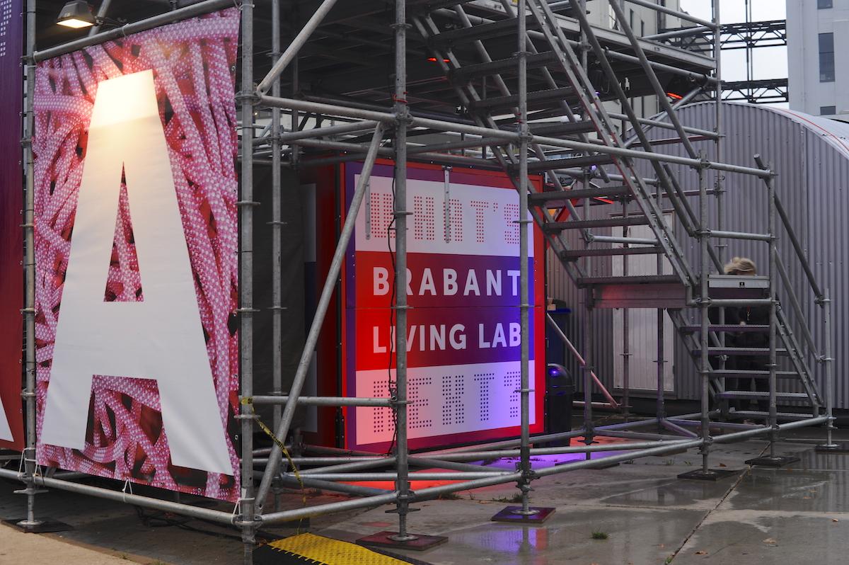 coreworks constructie Brabant Living Lab