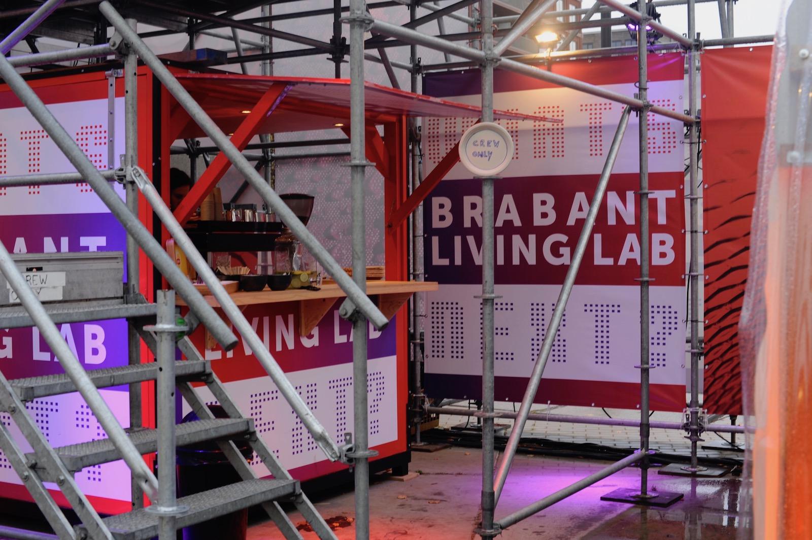 evenement constructie dutch design week eindhoven