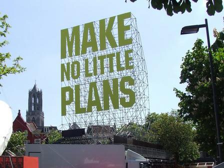 Make-no-little-plans