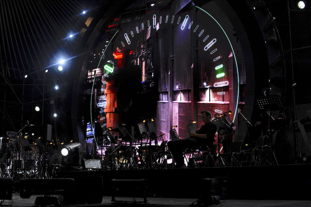 concertpodium