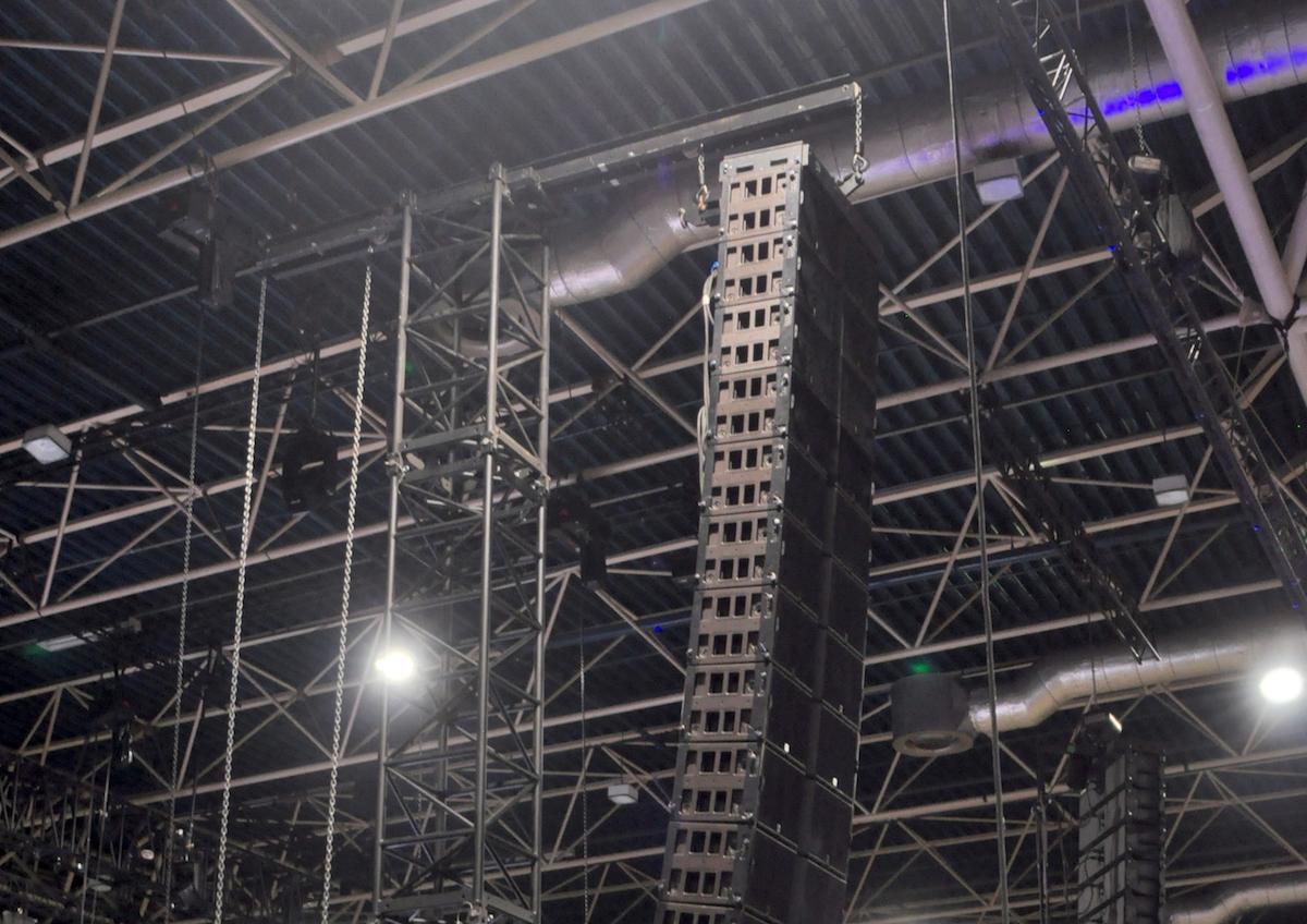 coreworks corebusiness PA-mast
