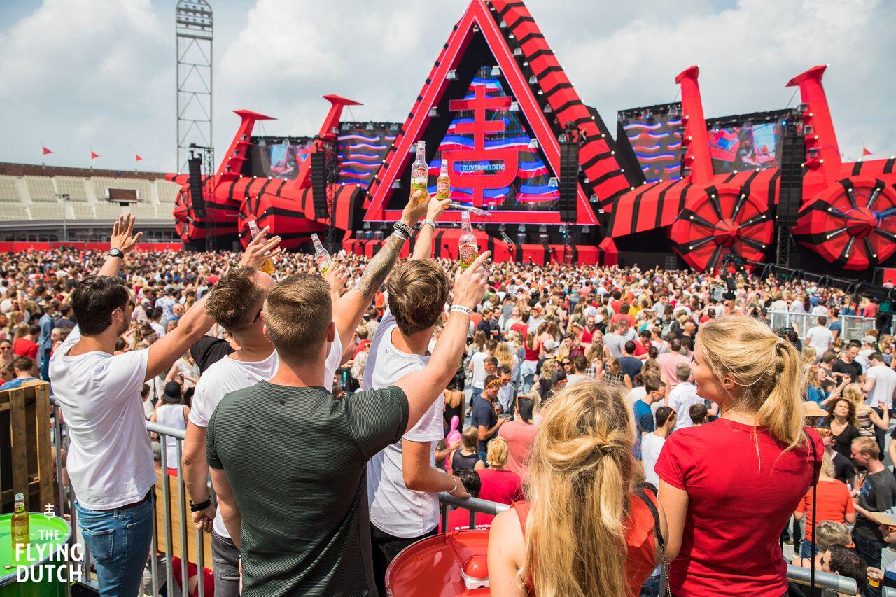 coreworks tfd amsterdam event constructie