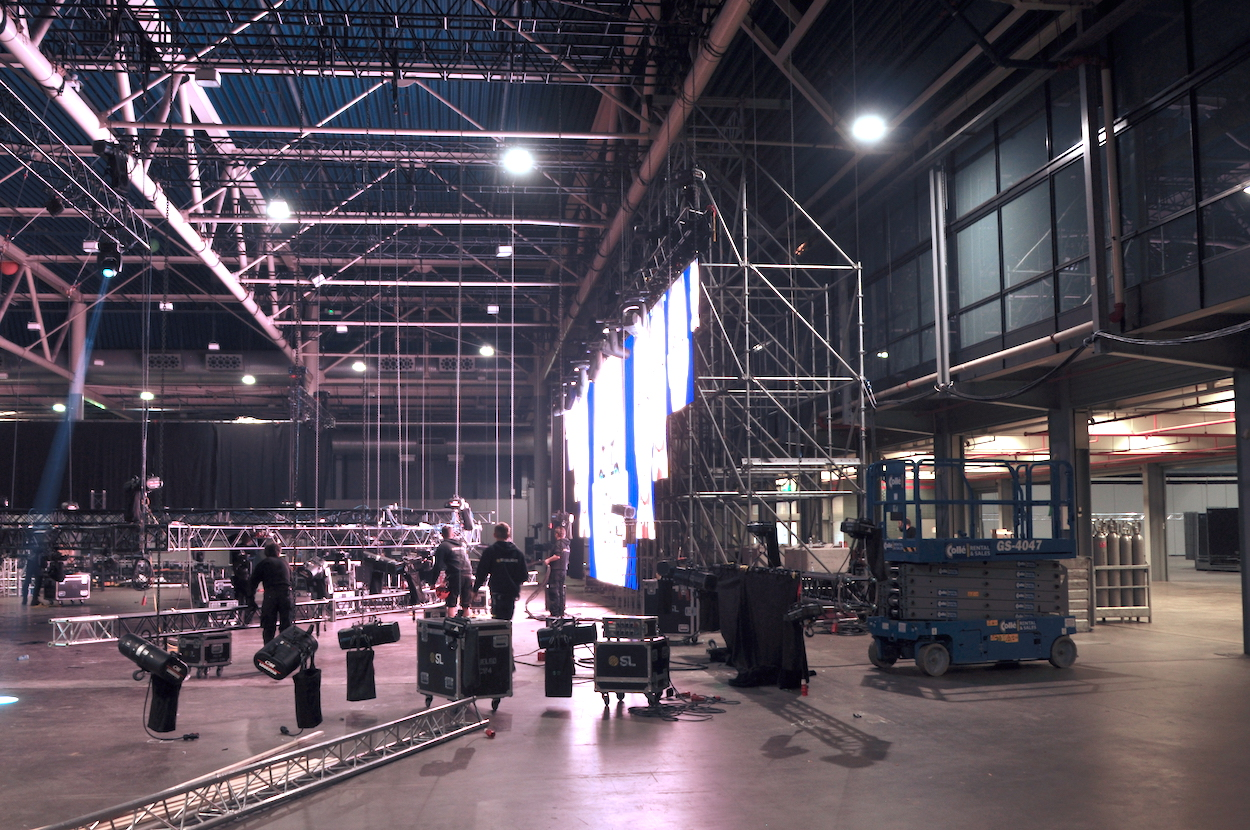 asot 900 staging by coreworks