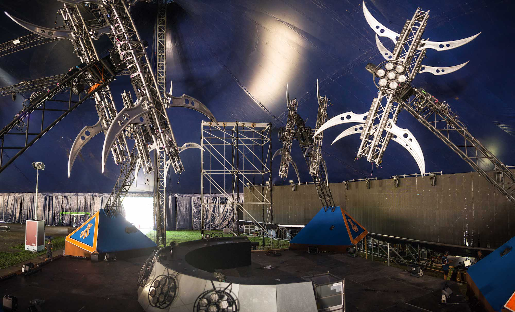 coreworks defqon decor 2018 edition