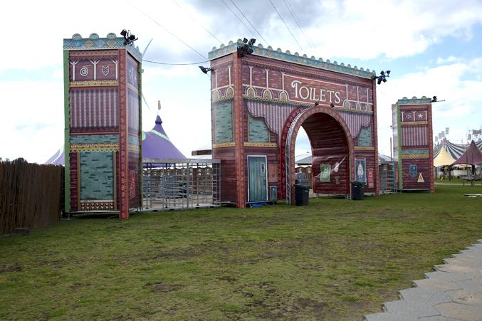 coreworks entree toilet area festival