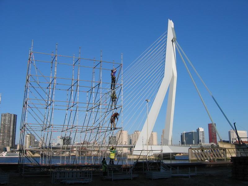Steigerbouw Rotterdam