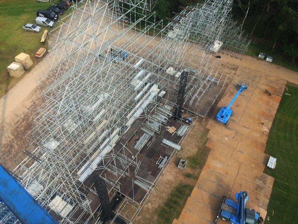 coreworks steigerconstructie