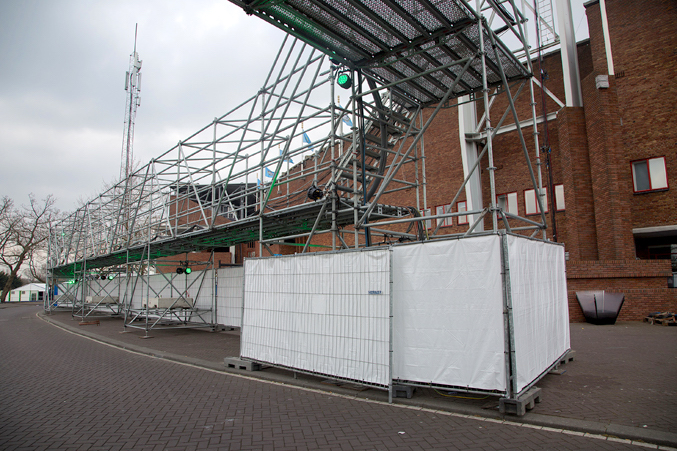 event infrastructuur
