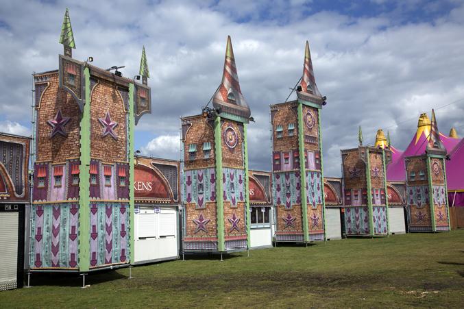 decor torens festival daydream 2016