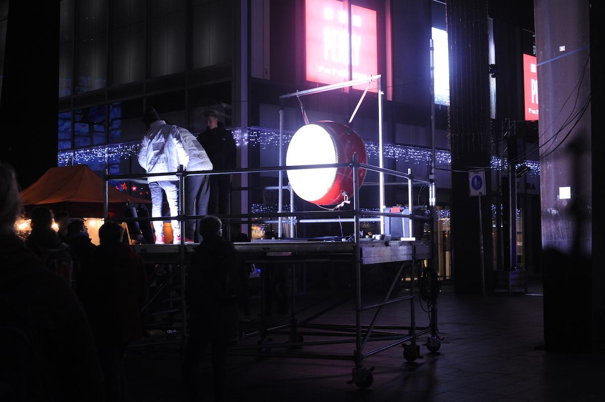 mobiel deck theater & kunst