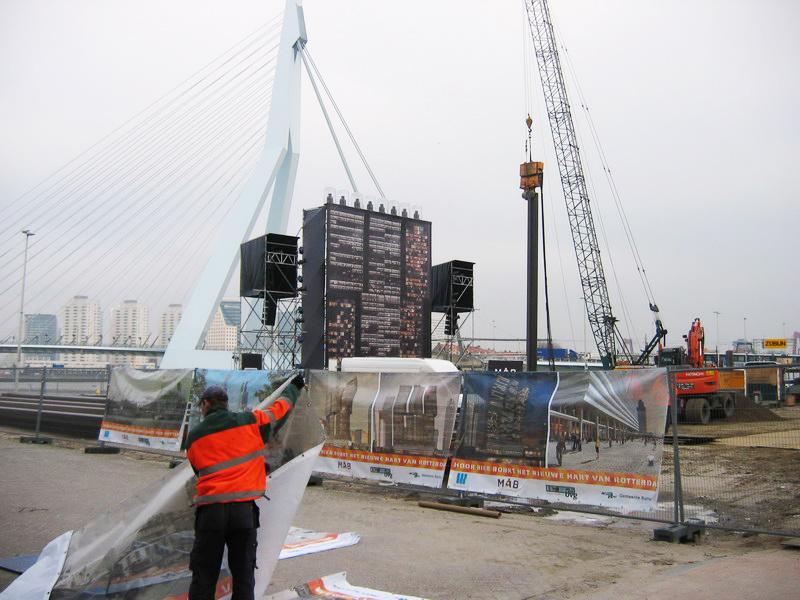 City event opbouw