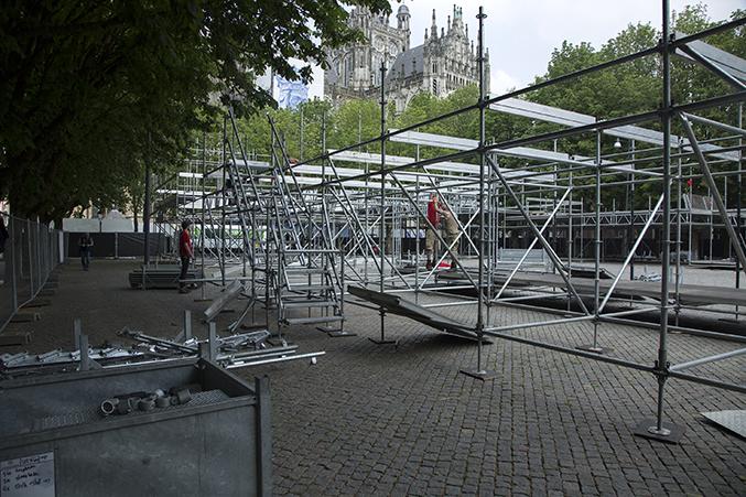 vestingloop opbouw 2016