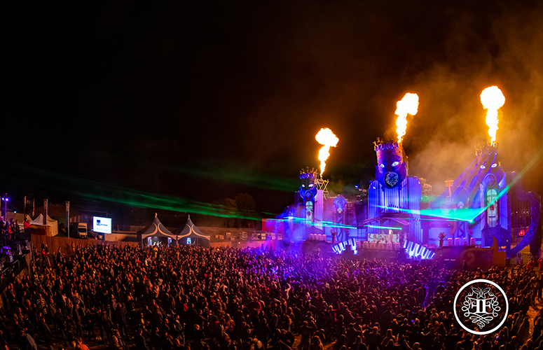 Fairytale mainstage