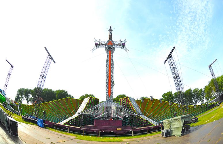 Coreworks coresteel torens Defqon