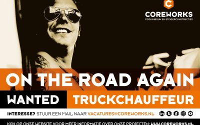 Wanted: Truckchauffeur