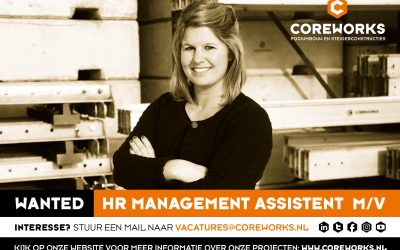 WANTED: HR MANAGEMENT ASSISTENT