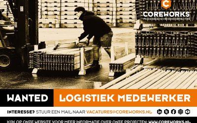 Wanted: Logistiek medewerker